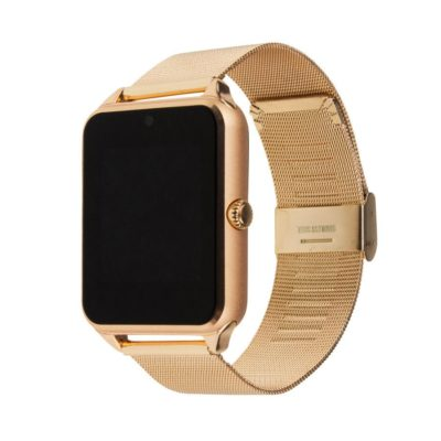 Smartwatch GT08 per Android e iPhone Oro