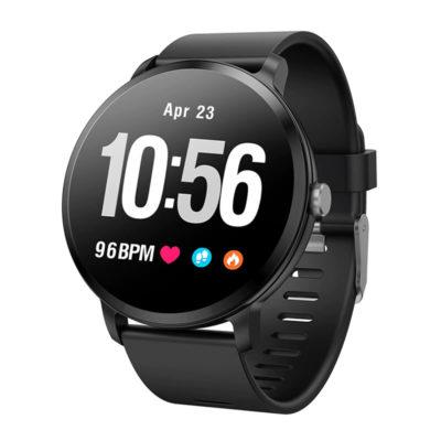Smartwatch Colmi V11 Nero con Vetro temperato